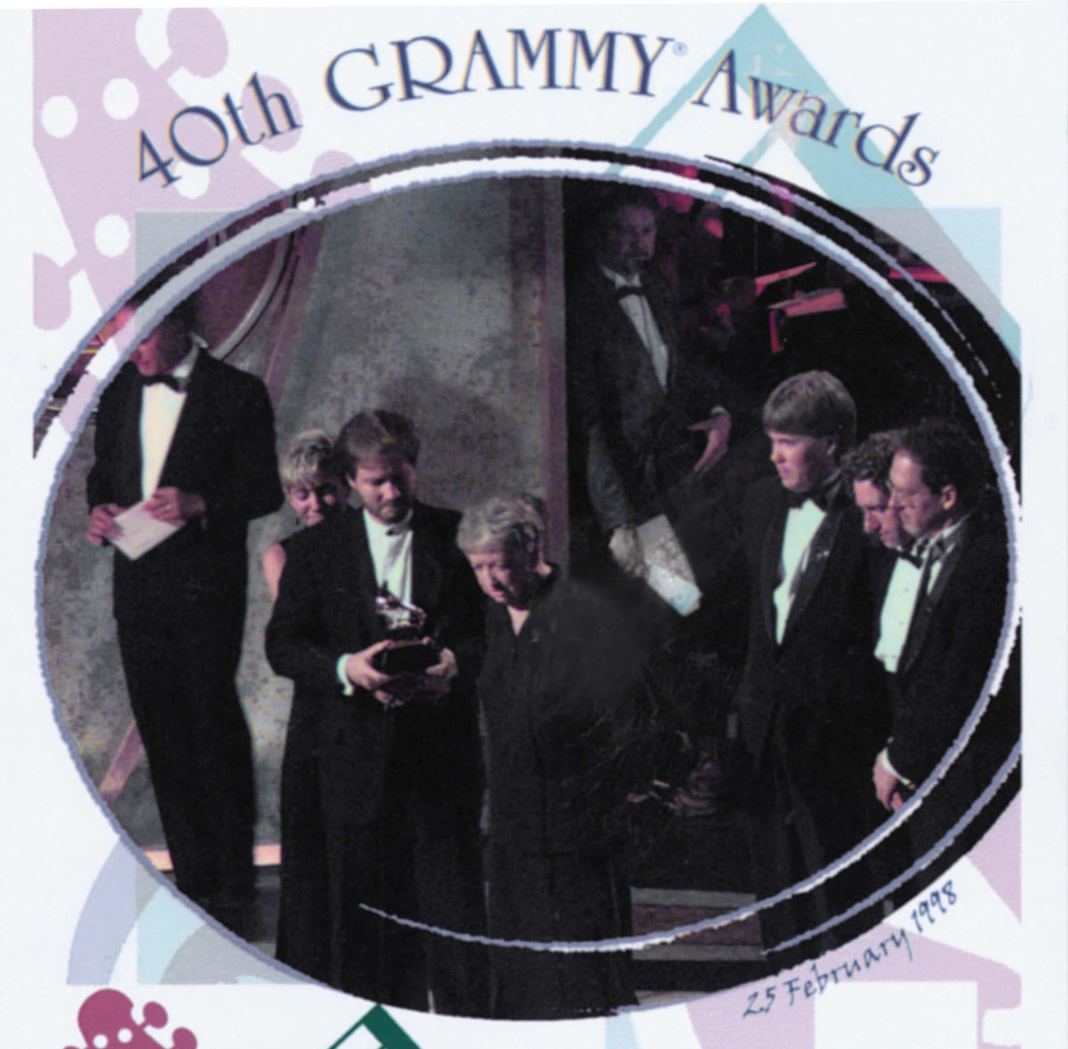 Michael Hedges 1998 Grammy Awards